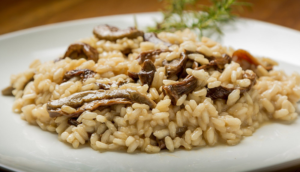 Recipe: Chanterelle Mushroom Risotto