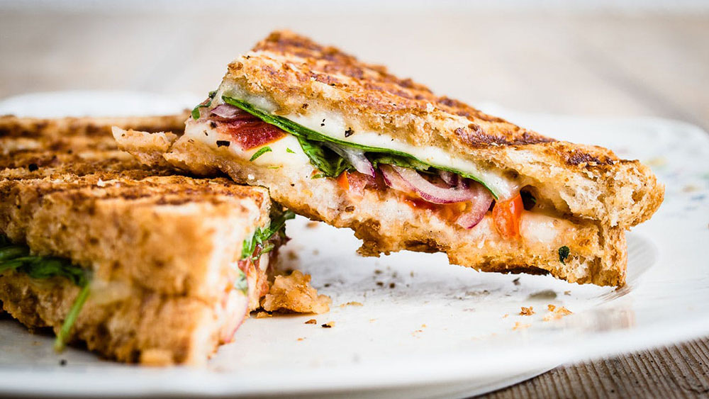 Recipe: Adult Grilled Cheese