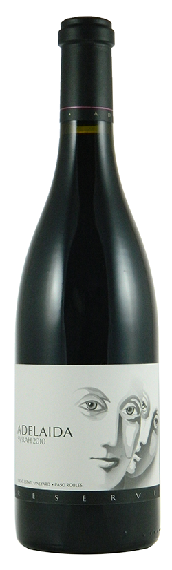 Syrah Viking Estate Vineyard Reserve 2010