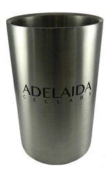 Adelaida Stainless Steel Wine Chiller