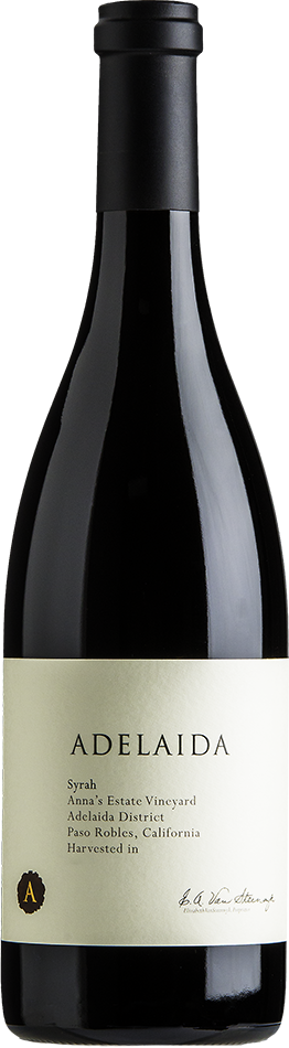 2015 Syrah Signature Anna's Vineyard